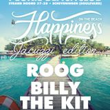 Happiness on the Beach the 3rd mixtape by Danny Mendez & Roberto