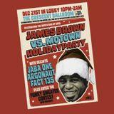 LIVE DJ ARGONAUT SET @ MOTOWN ON MONDAYS (X MAS EDITION) 12/21/15 CRESCENT BALLROOM PHOENIX