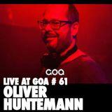 Oliver Huntemann | Goa 22 Aniversario | Red Line | 26 Noviembre 2016