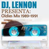 Dj Lennon - Oldies Mix 1989-1991 (2015) - MegaMixMusic.com
