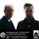 The Independent Electric Group presents The Midweek Mix, 12 September 2018, with Cotton Wolf