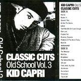 KID CAPRI OLD SCHOOL Vol.3  SIDEA