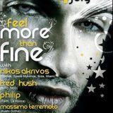 Feel More Than Fine Free CD-La Rocca,July 4th,2009