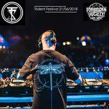 Forbidden Society at Trident Festival Forbidden Society Recordings Label Night 2162018