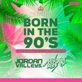 Mista Bibs & Jordan Valleys - Born In The 90s Mixtape Part 3 (Throwback Dance)