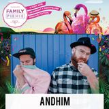 Andhim - Live @ Family Piknik 2018 [Montpellier, France] 05.08.18