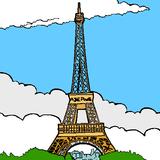 Paris en deuil