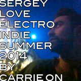 Carrie On - PROMISCUOUS LOVE, a electroindie summer love.