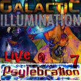 Galactic Illumination Live at  Psylebration 7
