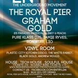 PURE KLASS DJs -ENTRY @ ROYAL PIER SOUTHAMPTON 16th APRIL -HOUSE PROMO MIX N FX