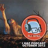 I Haz Podcast October 2012
