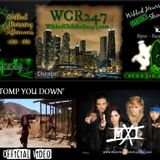 WCR247 Interview MOXY And The INFLUENCE (The Best of 2016 WikkedHoursRockShow