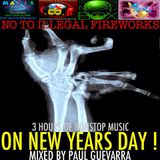 ON NEW YEARS DAY mixed by paul guevarra