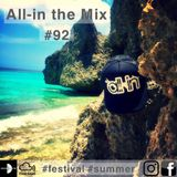All-in the Mix #92