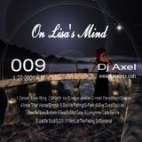 Dj Axel V - On Lisa's Mind  1-27-2001