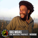 Ras Midas Interview for Guest Pon The Mic on Reggaeradio.it