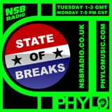 The State of Breaks with Phylo on NSB Radio - 06-16-2014