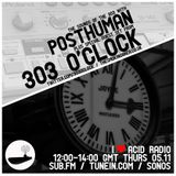 I Love Acid Radio, Nov 5th 2015 with Posthuman & 303 o'clock