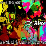 In A World Of My Own Mixed By Dj Alex i