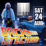 "Nick Adamz (opening set) at ""Back To The Techno"" @ The Box (Lille - France) - 24 August 2019"