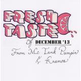 Kramos & MC Tank Pumpin' - Fresh Taste of December '13