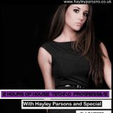 Hayley Parsons Presents Derailed Episode 5 with Guest's Spektre