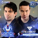 Heatbeat @ Ultra Buenos AIres 20.02.2015