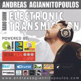 Andreas Agiannitopoulos (Electronic Transmission) Radio Show_116