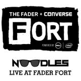 @DJNoodles - Live At Fader Fort NYC
