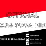 Official 2016 Soca Mix