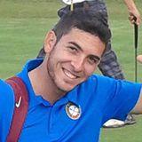 Matías Simaski - Golf