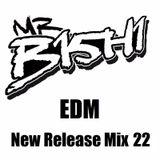 Mr B15H1 EDM Live DJ Set New Release Mix 22
