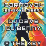 dj Dave @ The Key - carnaval Halle 30-03-2014 p1