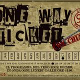 One Way Ticket - 10 dicembre 2018