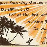Saturday Jams LIve from the-lost-art.com/live