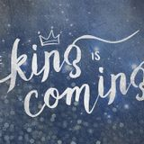 The King is coming 2nd Dec Richard Dodd