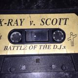 X-Ray v Scott - Battle Of The DJs - Live @ Marshalls Sion Mills - 8-4-94 - Xray - Intelligence Mix