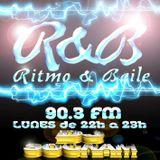 R&B Ritmo y Baile 90.3FM RADIO Monday 11 APR 2016 by DJSOCRAM