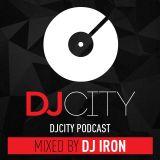 DJ IRON DJ CITY PODCAST SEP 2018