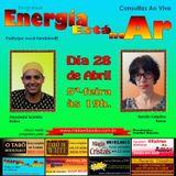 Programa Energia Esta no Ar 28/04/2016 - Alexandre Scavelo e Renata Saladino