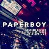 Paperboy – Live at Climax Institutes – Session Deluxe – April 2016