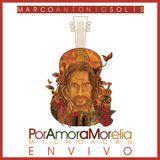 Marco Antonio Solis Por Amor A Morelia Michoacan 2015.