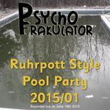 Ruhrpott Style Pool Party 2015/01