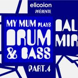 Fenix LIVE@My Mum Plays Drum&Bass #4 / Lyon - Les Valseuses / 21.02.2014 - Warmup set 21:00>23:30