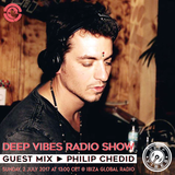 Deep Vibes - Guest PHILIP CHEDID - 02.07.2017