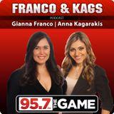 Franco & Kags - Bald Men & Wedding Rings!