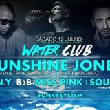 Sunshine Jones DubTribe S.System Special Edition Water Club @ Raveolutions Radio Show
