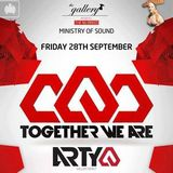 Fehrplay - Live at Ministry of Sound London (Gallery Debut) - 28.09.2012