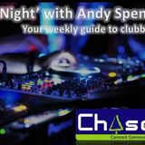Guest Mix for Chase FM radio show, At Night With Andy Spencer