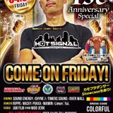 7.APRIL.2017 COME ON FRIDAY @CLUB CAMON MUSIC BY HOT SIGNAL
